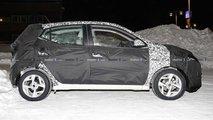 Flagra: Hyundai i10 2020