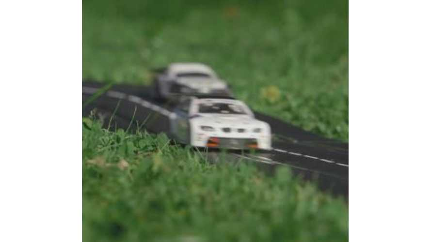 Video: BMW i3 is the Slot Car for the Real World