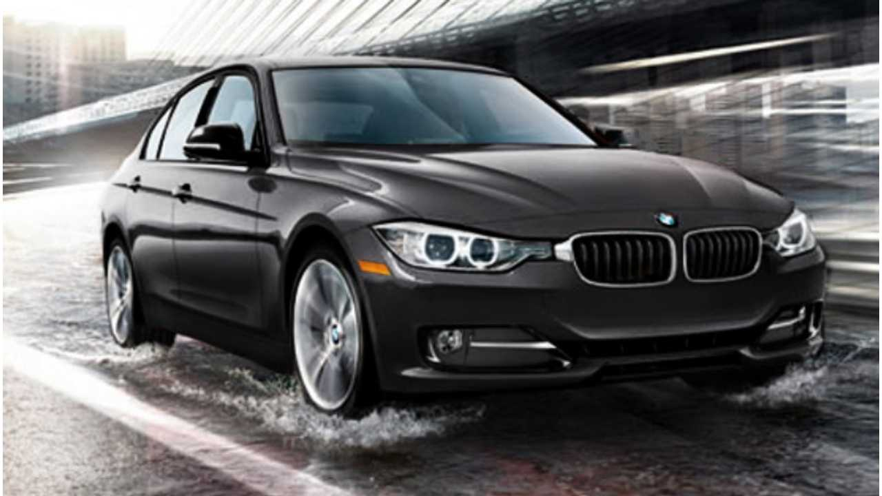 Coming in at 35 MPG City, the BMW 328d