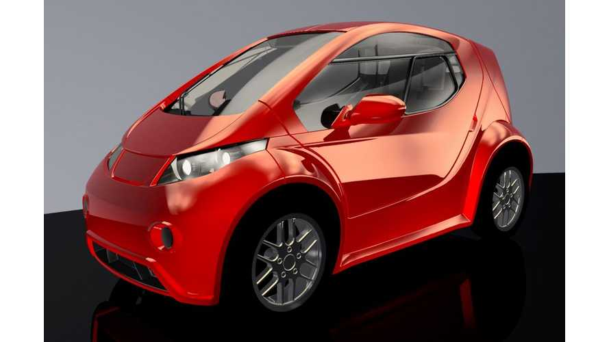 Innovative Mobility Colibri EV Priced at $12,060 - Scheduled to Launch in Late 2015
