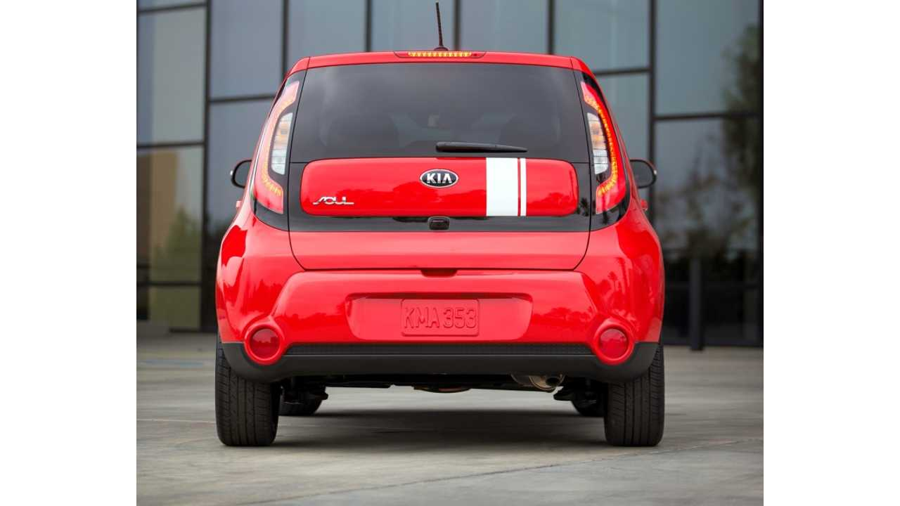 This Redesign Has Soul Written All Over It - And a Tailpipe...Images of the Pure Electric Version Aren't Yet Available