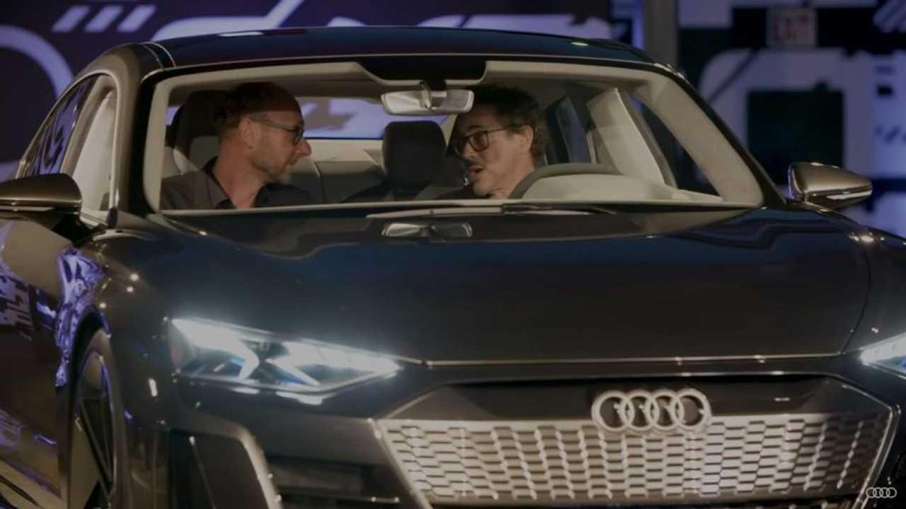Audi e-tron GT Downey