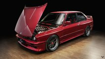 BMW M3 von Vilner: Schottenkaro und E36-Motor