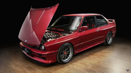 Vilner installe un moteur de BMW M3 E36 dans une E30