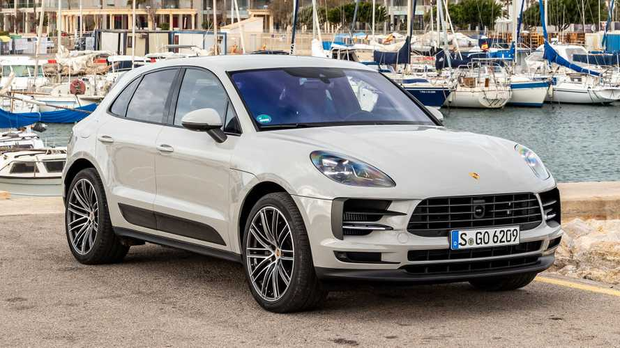 2019 Porsche Macan S first drive: shifting the balance
