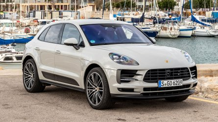 2019 Porsche Macan Gets Dirty For Latest Teaser Debuts Late