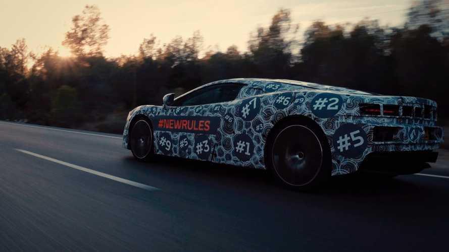 McLaren annonce l'arrivée d'une nouvelle GT d'ici peu !
