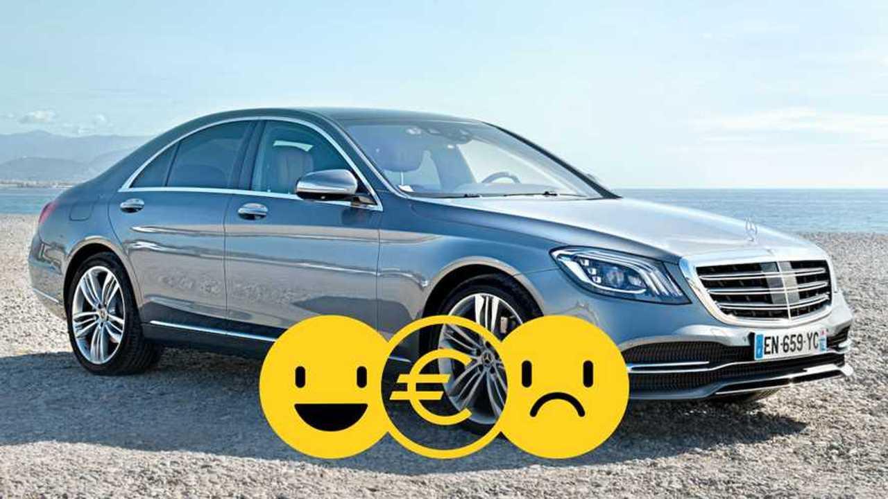 Promozione Mercedes Classe S