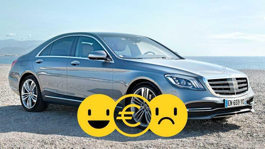 Promozione Mercedes Classe S, perché conviene e perché no