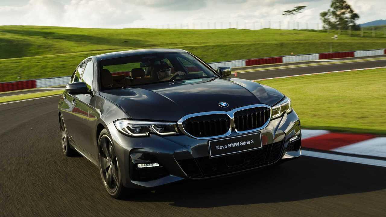 Novo BMW 330i (lançamento Brasil)