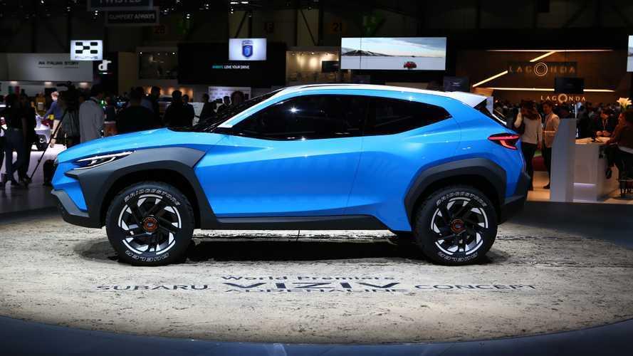 Subaru, una concept adrenalinica al Salone di Ginevra