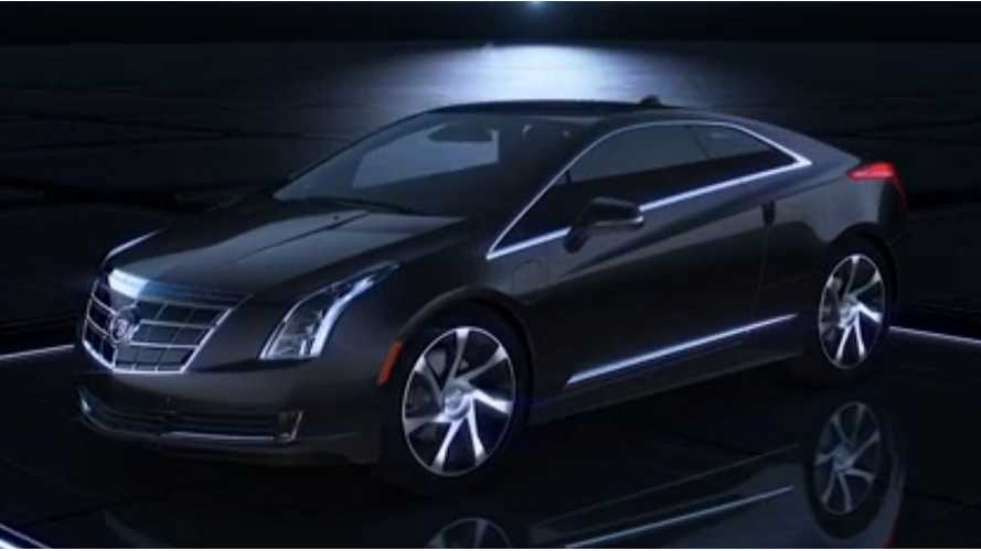 "Cadillac Officially Debuts the ELR, GM Says It Will Be A ""Limited"" Offering (Video)"