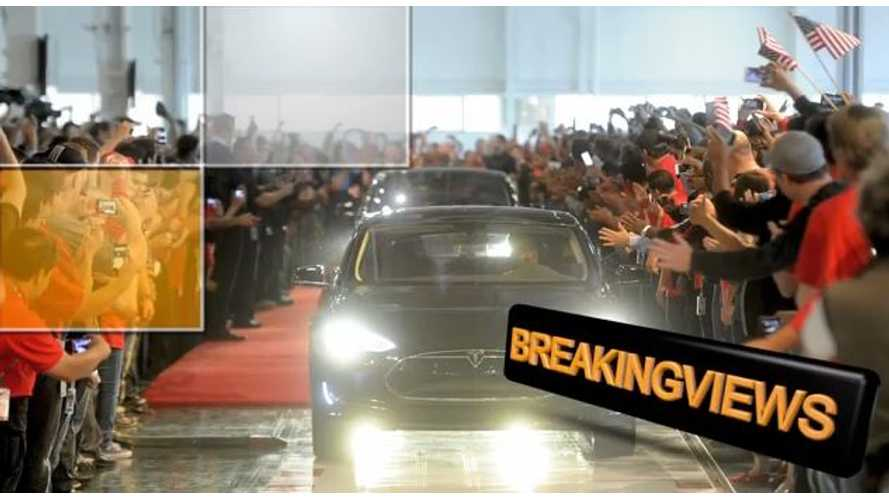 Video: Breakingviews Discusses the Tesla Direct Sales Approach