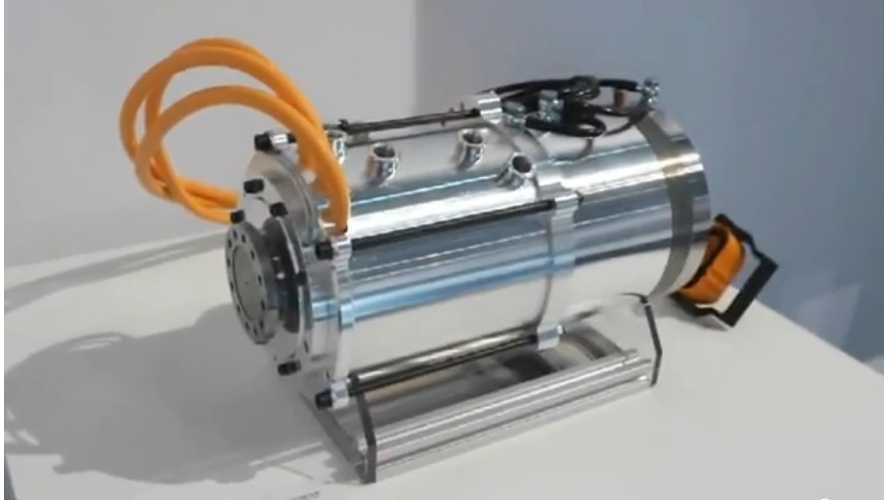 Electric Drive Motor Industry to Grow From $965 Million in 2013 to $2.8 Billion in 2020