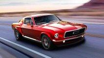 Aviar Motors R67: Russischer Elektro-Mustang