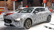 2020 Mercedes-Benz CLA Shooting Brake spy photos