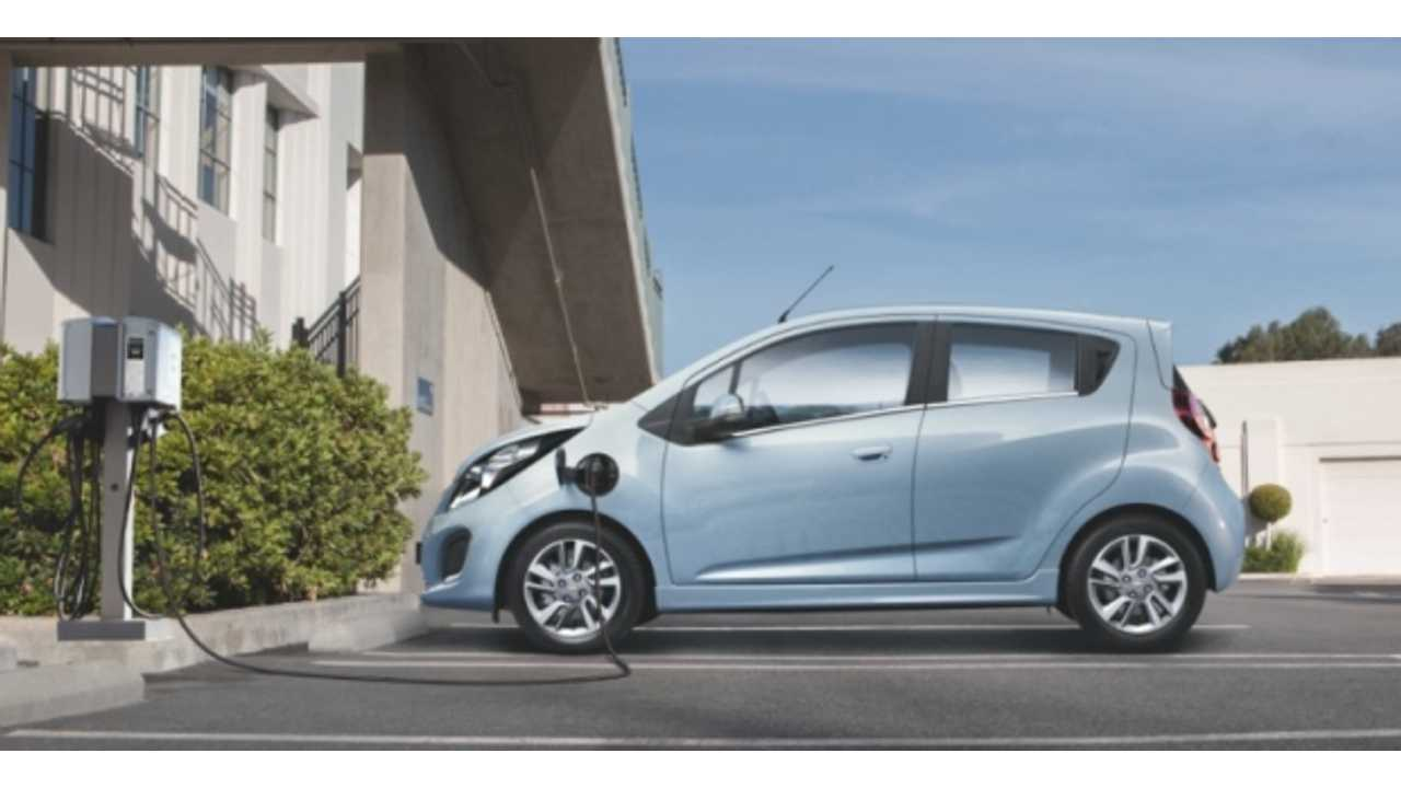 Chevrolet Spark EV Coming To Canada As A Fleet Only Vehicle.  For Now.