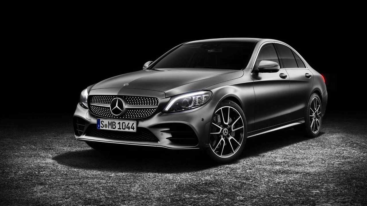 1. Mercedes-Benz C-Class: 12,4%