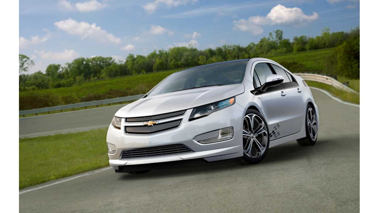 GM's Goals For The 2nd Generation Volt - Lower Cost And More EREV Tech