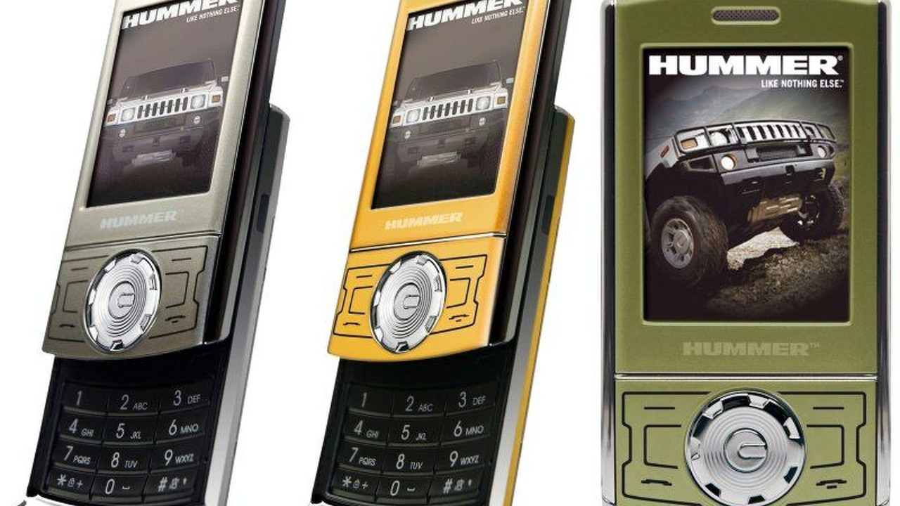 Hummer HT1 mobile phone