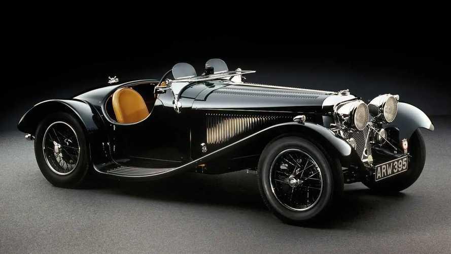 Historic Jaguars for sale