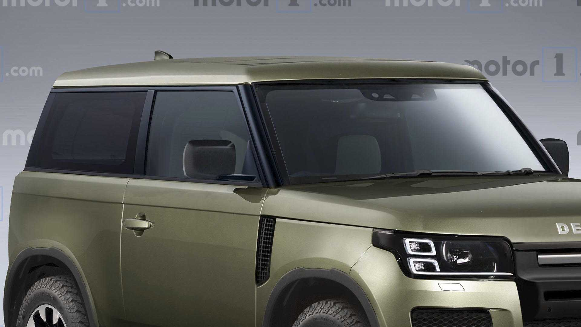 New Land Rover Defender Takes Off All Camo In Exclusive