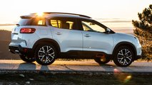 citroen c5 aircross prueba video
