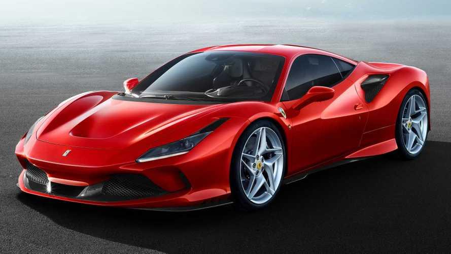 Ferrari F8 Tributo займёт место суперкара 488 GTB