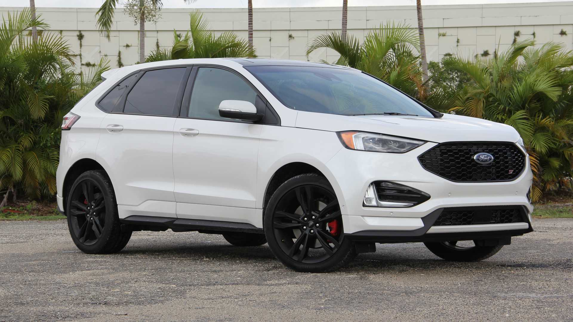 2019 ford edge st review  the edgiest edge