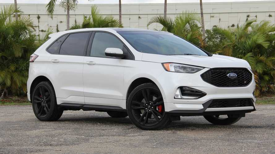 2019 Ford Edge ST Review: The Edgiest Edge