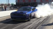 Dodge Challenger Redeye Drag Strip