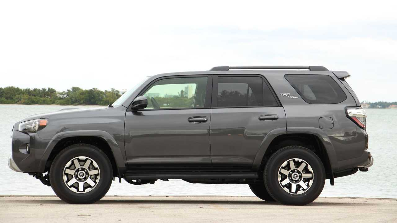 2019 Toyota 4runner Trd Off Road Review Walking With Dinosaurs