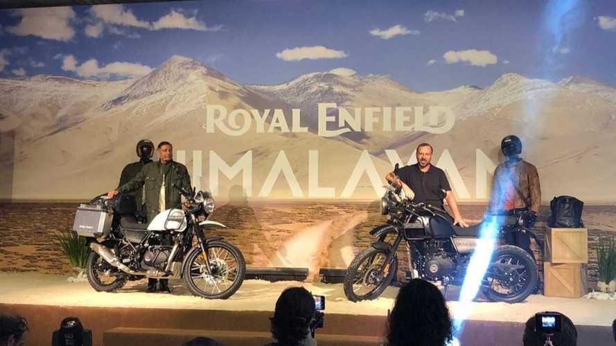 Royal Enfield lança a Himalayan no Brasil por R$ 18.990