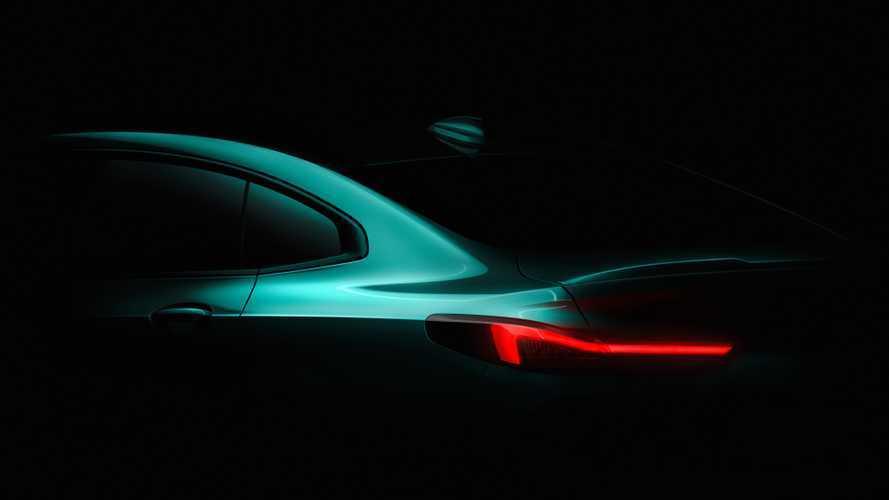 BMW montre une partie de la Série 2 Gran Coupé