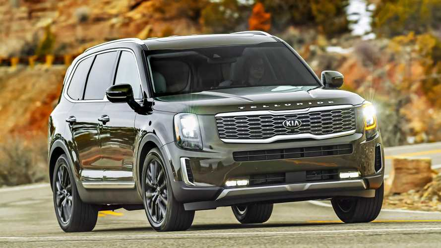 Kia Telluride vence Carro do Ano global; Porsche Taycan se destaca