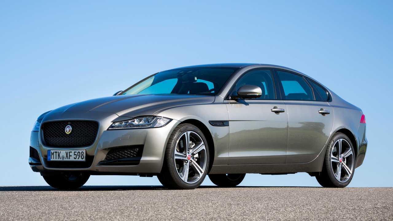 9 Jaguar Xf Sel