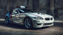 BMW Z4 M Coupe MotoGP Safety Car