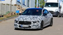 Mercedes-AMG CLA 35 and CLA 45 spy photos