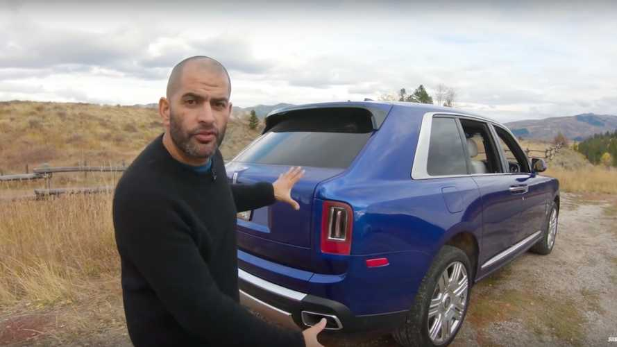 Chris Harris can't stand the Rolls-Royce Cullinan's looks
