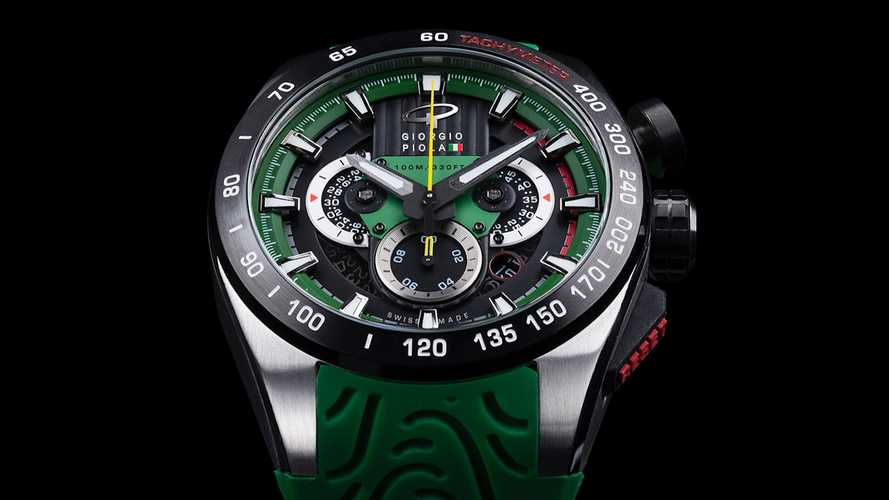 Giorgio Piola lanza una campaña para conseguir su último reloj a un mejor precio