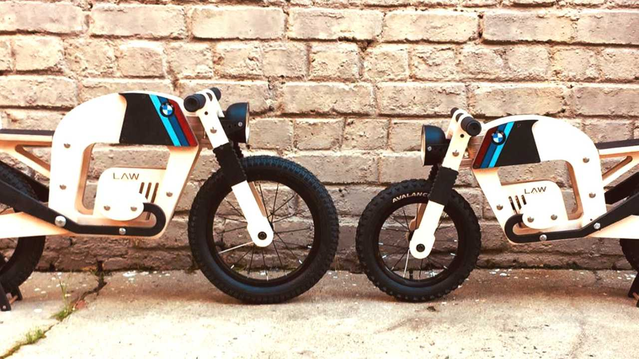 Lawless Bikes BMW in 2 sizes