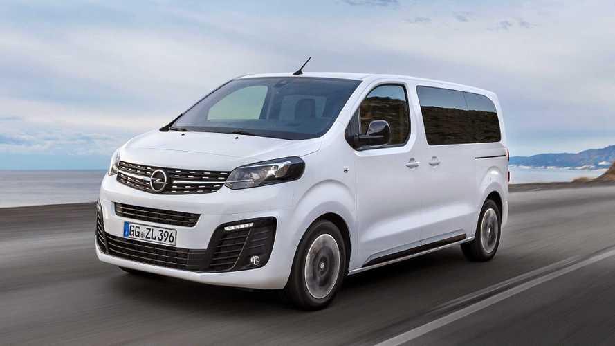 Opel Zafira Life: Neuauflage als Großraum-Kombi