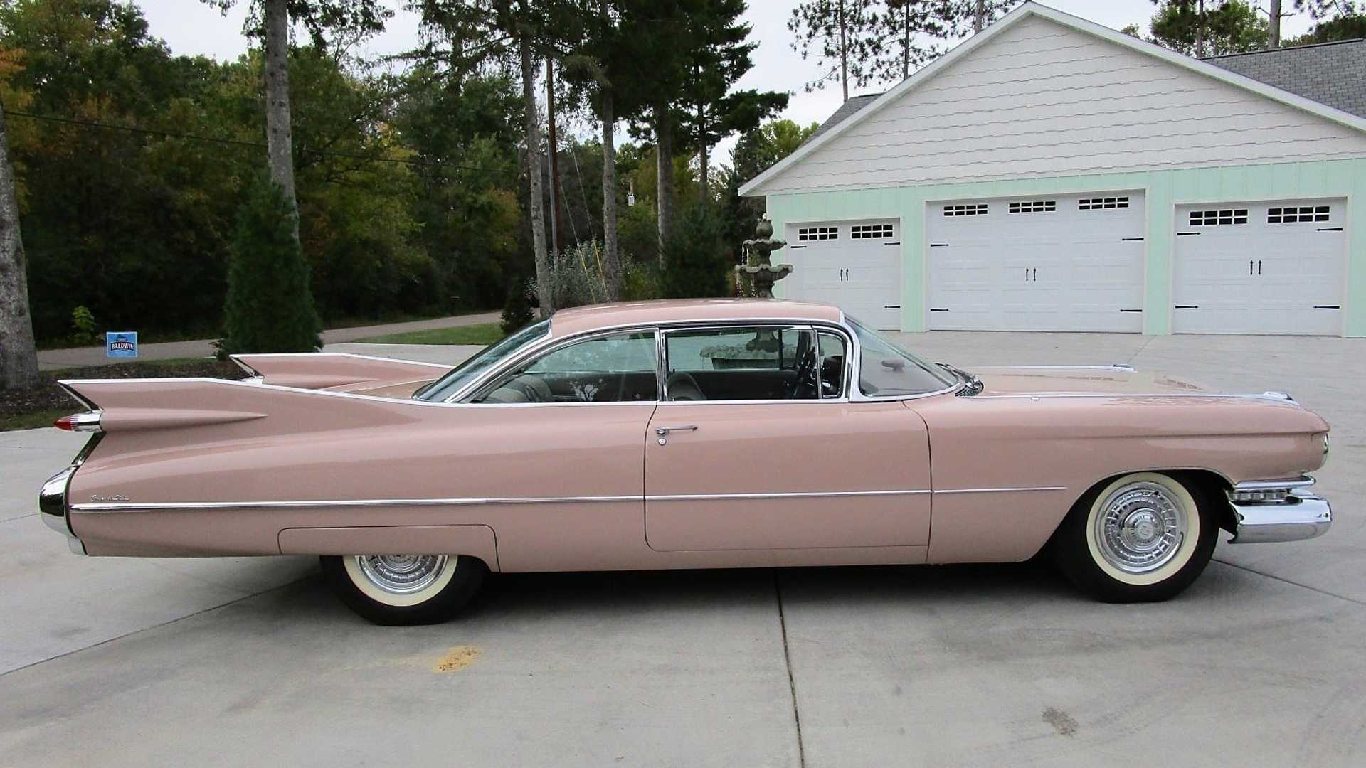 "[""1959 Cadillac Coupe Deville""]"