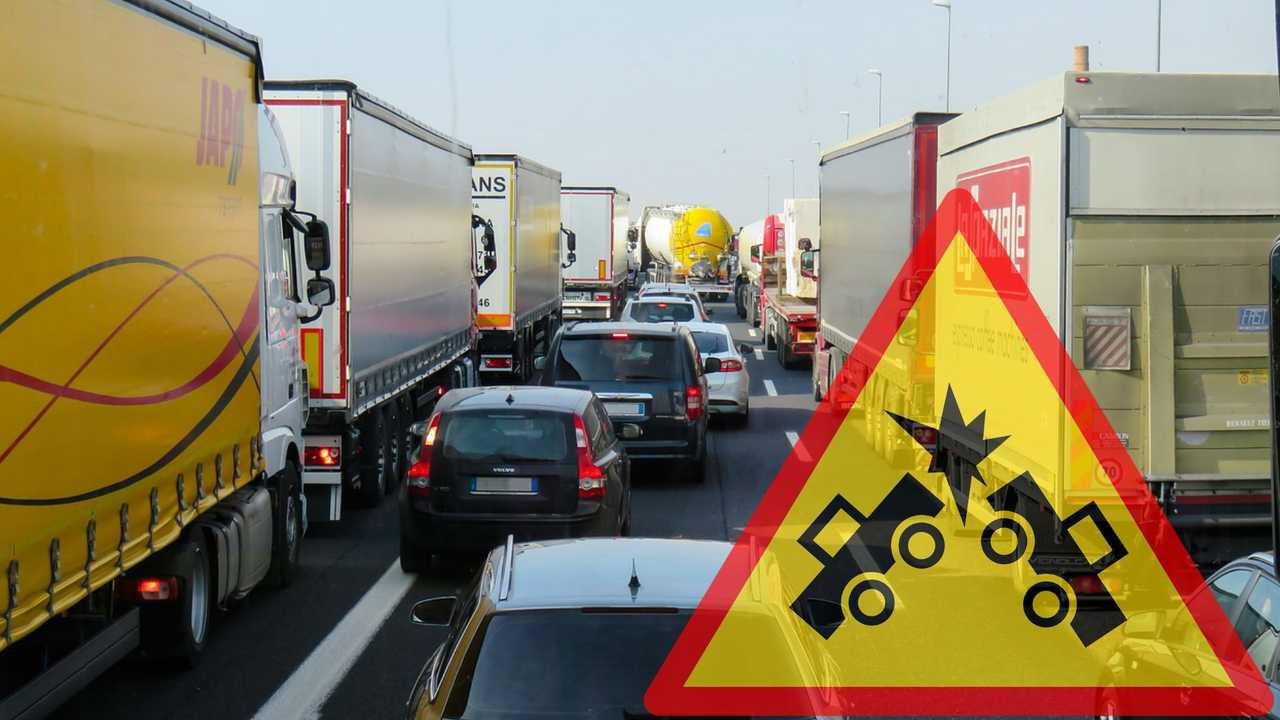 Veicoli industriali vecchi: allarme rosso sicurezza stradale