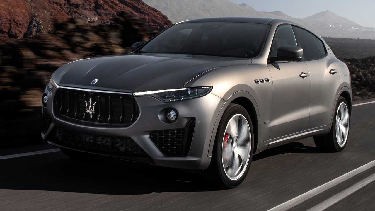 Maserati Levante Vulcano Edition