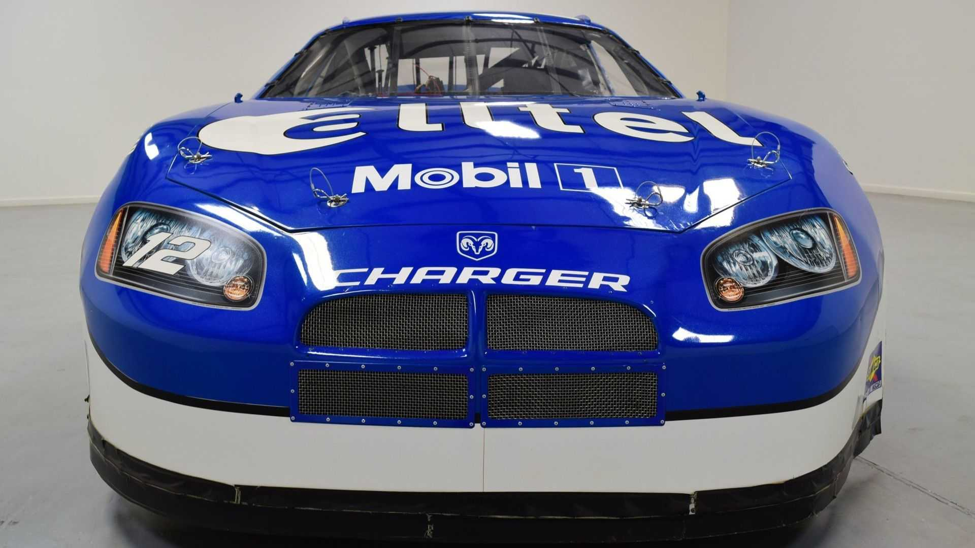 Ryan Newman S 2007 Dodge Charger Nascar Cup Car Is For