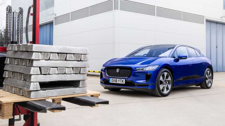 Jaguar's Reality recycling scheme