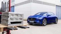 Jaguar Alüminyum Geri Dönüşümü
