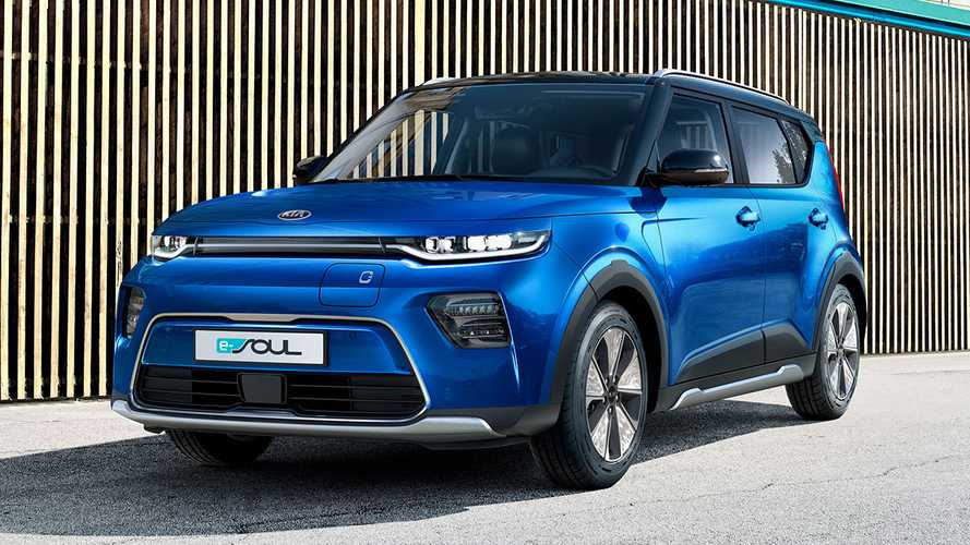 New Kia Soul EV costs less than £34,000