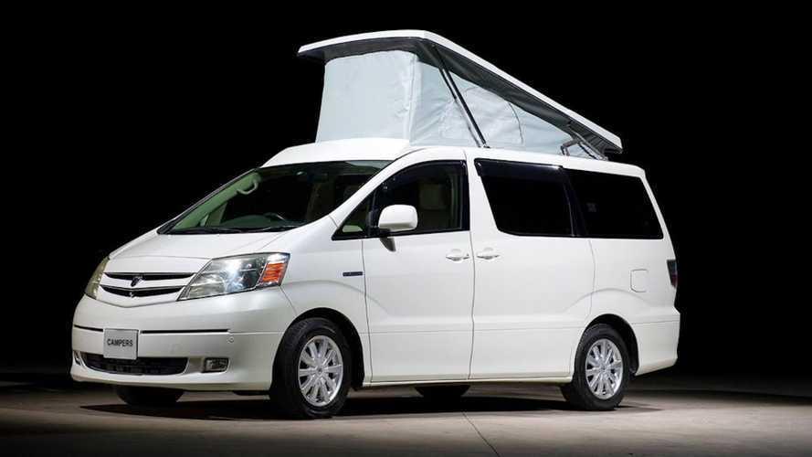 Hybrid Eco Explorer camper van goes 1,000 miles per tank